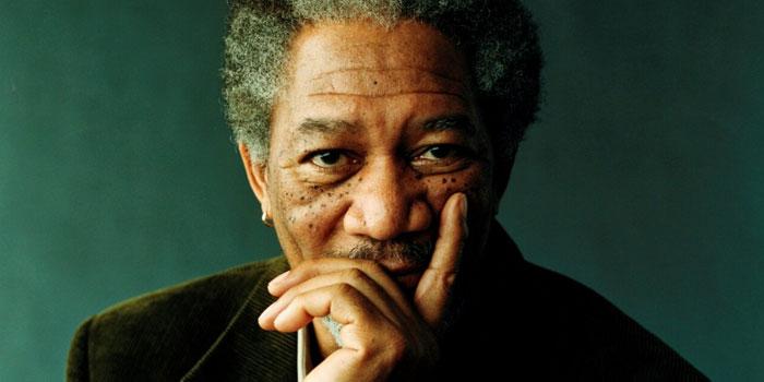 THY'nin yeni reklam yüzü Morgan Freeman oldu...
