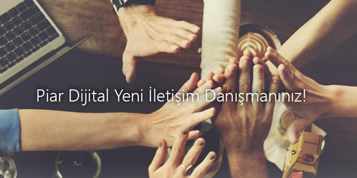 Türkiye'nin ilk online PR Mağazası Piar Dijital açıldı