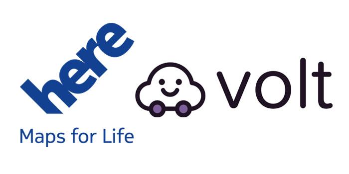 Volt ve Here'dan iş birliği...