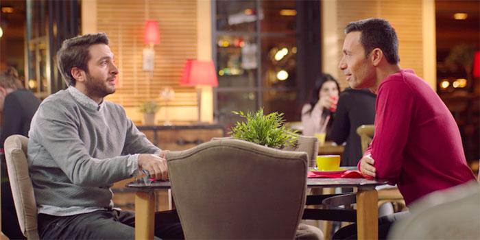 Jestiniyap'tan Mustafa Sandal'lı reklam filmi