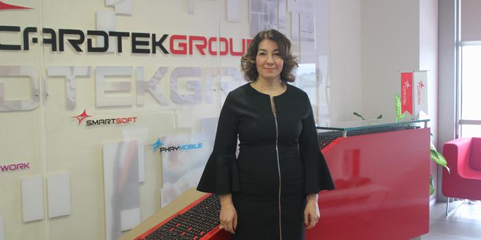 Cardtek Hardware Solutions'a yeni genel müdür