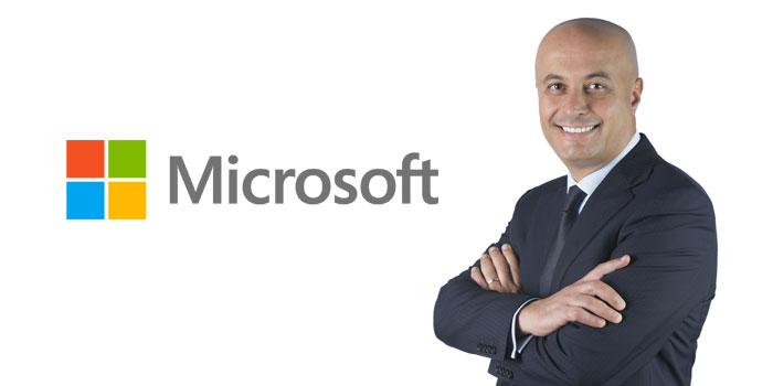 Microsoft Orta Doğu ve Afrika bölgesine yeni başkan...