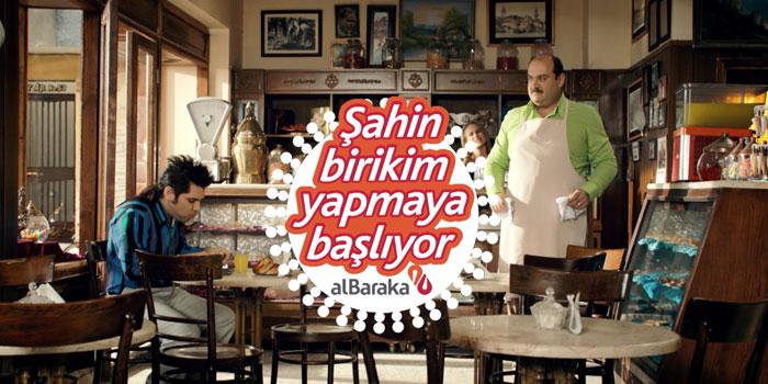 Albaraka Türk'ten yeni reklam filmi...