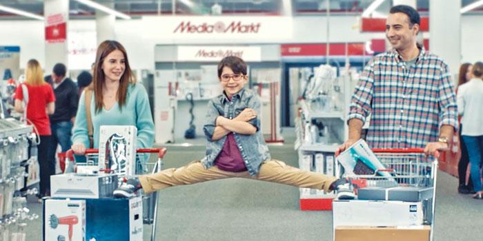 MediaMarkt'tan yeni kampanya: Kazananlar MediaMarkt'ta!