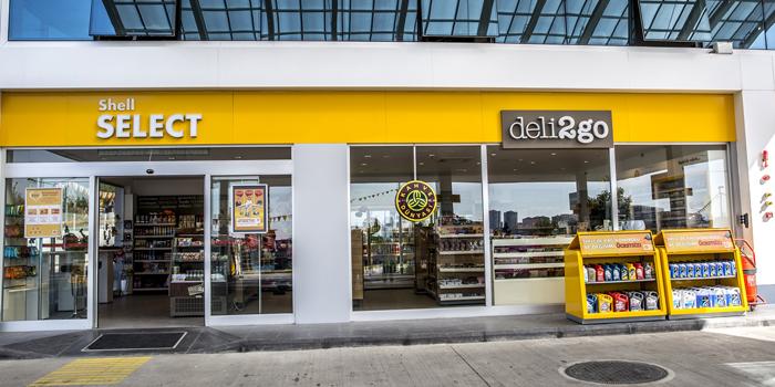 Shell, Türkiye'de Select market sayısını 300'e çıkaracak!