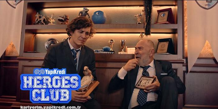 Yapı Kredi Heroes Club ile işini şansa bırakma!