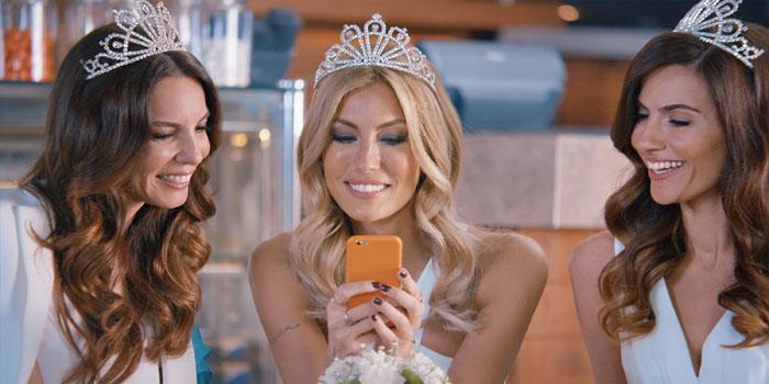 Üç Türkiye güzeli Enpara.com'da buluştu