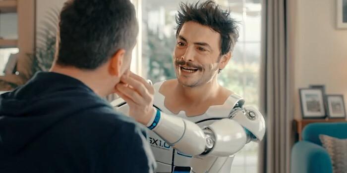 Yapı Kredi Sunar: Robot Gary ile Metin!