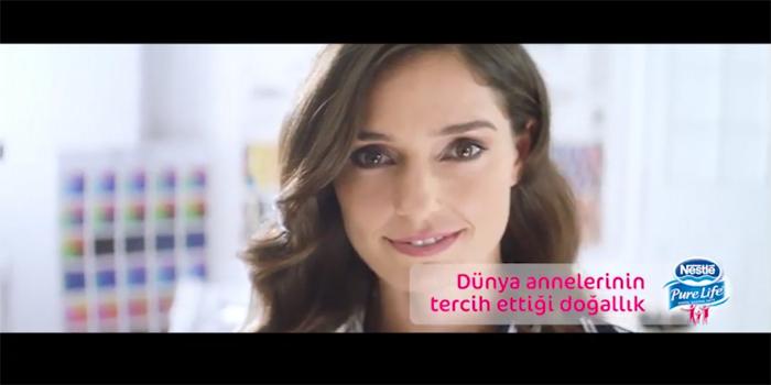 """Nestlé Pure Life """"Annemden Bana"""" kampanyasıyla yeniden ekranlarda"""