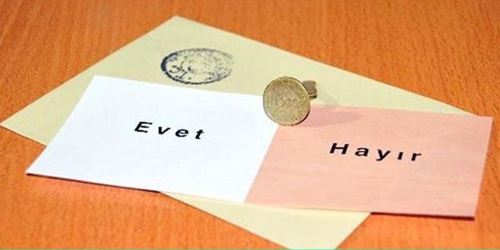 Referandum kampanyaları İstanbul'da tartışılacak