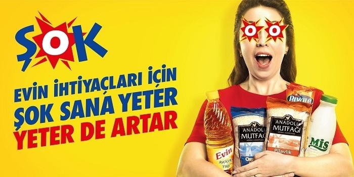 Şok'tan yeni reklam filmi: Yeter de artar
