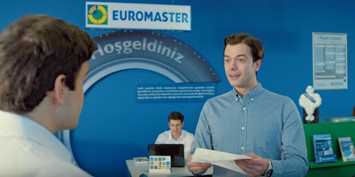 """Euromaster yeni reklam filmiyle """"oh be"""" dedirtecek!"""