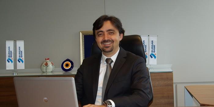 Burgan Bank Dijital Bankacılık Grup Başkanı Ufuk Dinç oldu