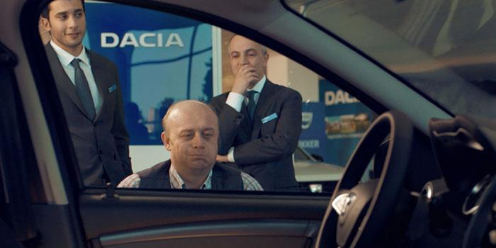 Dacia Duster'dan yeni reklam filmi...