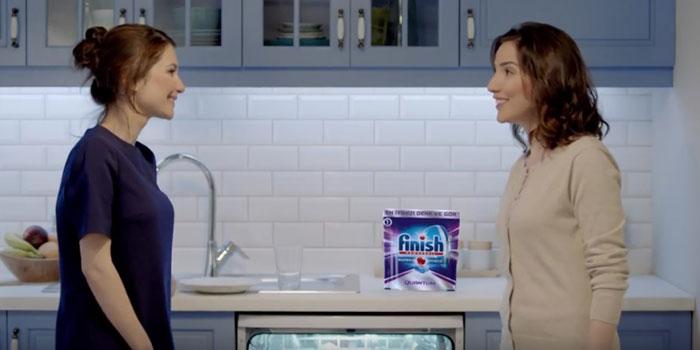Finish'in yeni reklam filmi yayında...