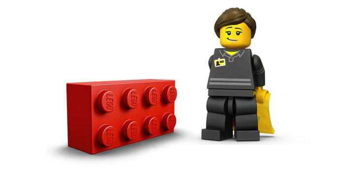 LEGO yeni iletişim danışmanını seçti