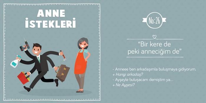 Anneler Günü'nde Altunbilekler'den Anneler Sözlüğü
