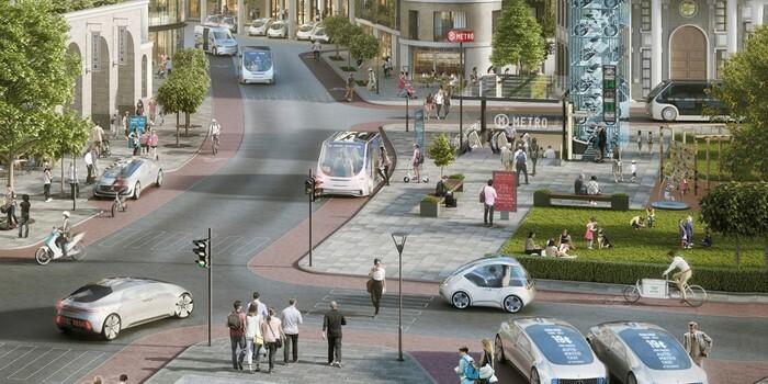 Mercedes ve Bosch otonom taksi projesini bir an önce hayata geçirmek istiyor