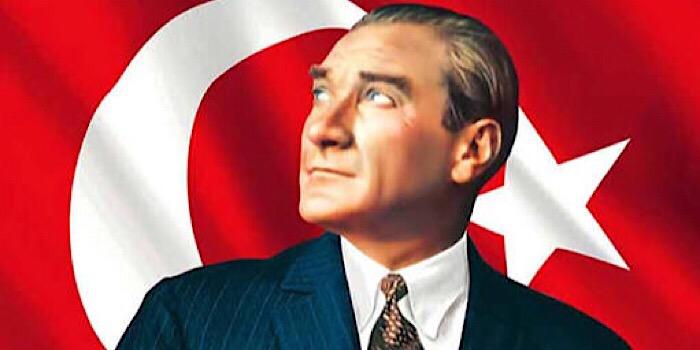 19 Mayıs Atatürk'ü Anma Gençlik ve Spor Bayramı'nız kutlu olsun...