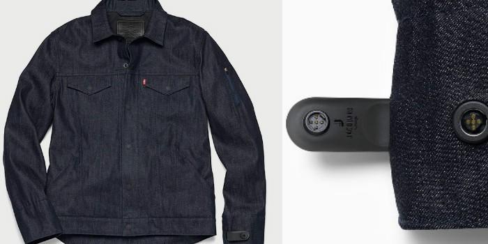 """Levi's ve Google'ın kot montu """"Project Jacquard"""" satışa çıkacak"""