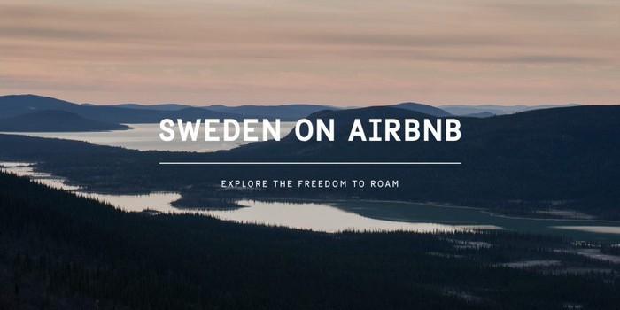İsveç, tüm ülkeyi Airbn ilanına taşıdı