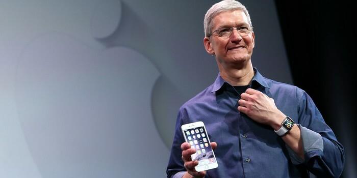 Apple CEO'su iPhone 8 dedikodularının satışları düşürdüğünü iddia etti