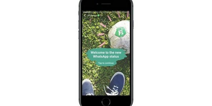 WhatsApp Durumum özelliğinin Snapchat'ten daha fazla kullanıcısı var