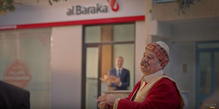 """Albaraka Türk Ramazan'a meddahla """"merhaba"""" diyor"""