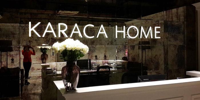 Karaca Home, Golin İstanbul ile el sıkıştı
