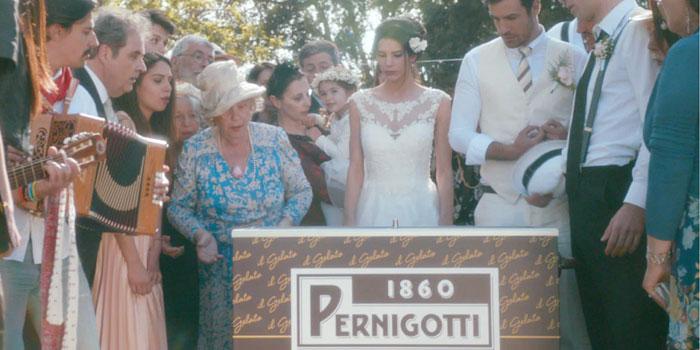 Pernigotti IL Gelato, Türkiye'de ilk reklamını yayınladı