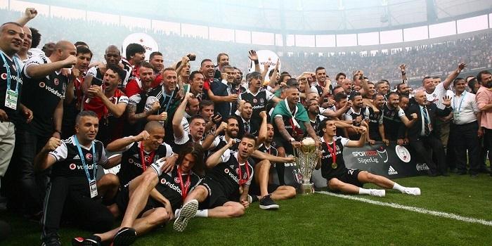 İşte Şampiyon Beşiktaş'ın en medyatik isimleri…