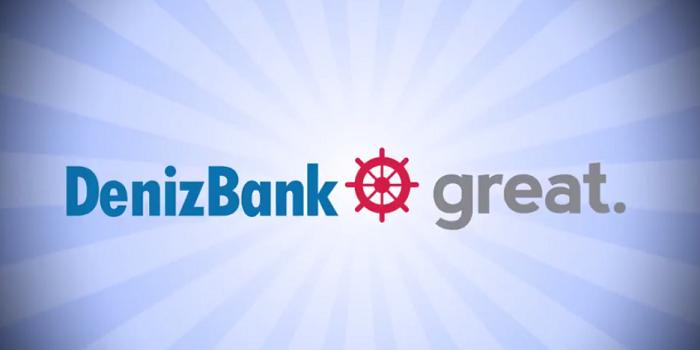 DenizBank, komşusu great'i tercih etti!