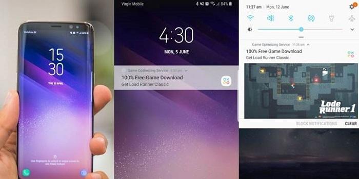 Reklam bildirimleri Samsung'un başını ağrıtabilir