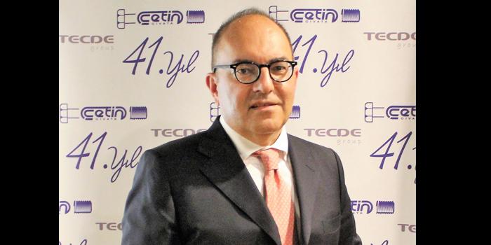 Çetin Cıvata'nın yeni yönetim kurulu üyesi Ali Pandır oldu