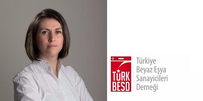 TÜRKBESD Genel Sekreterliği'ne Ayşe Keskinkılıç Atandı