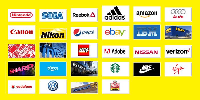 Dünyaca ünlü markaların bilinmeyen hikayeleri