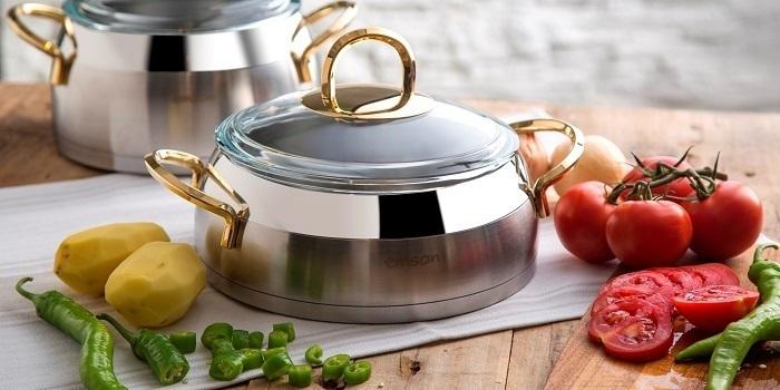 Kadınların yüzde 93'ü mutfakta çelik tencere kullanıyor