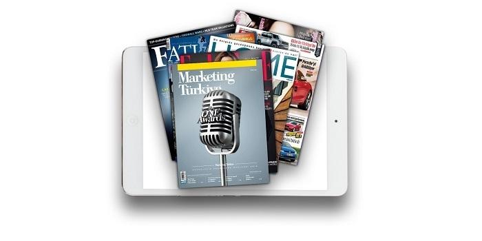 Altı ayda 7.2 milyon yayın Dergilik'ten okundu