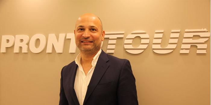 Prontotour'un yeni CMO'su Gürkan Erol oldu