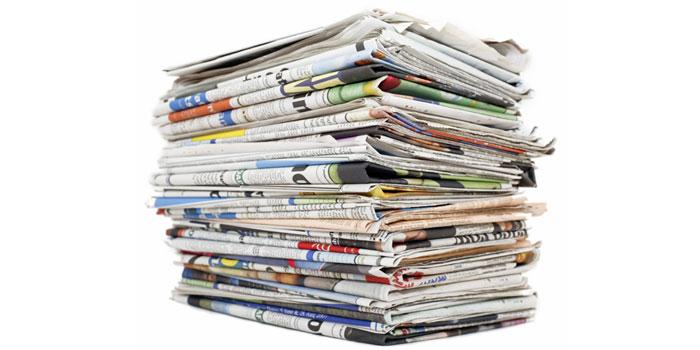 Türkiye'deki gazetelerin tirajı yüzde 38 azaldı