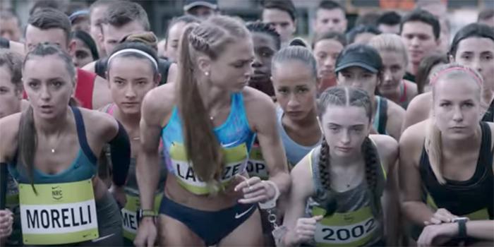 """Nike Australia """"Geri dönüş yok"""" diyor"""