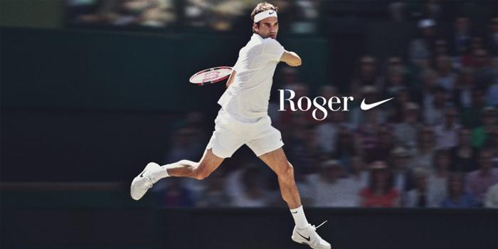 Nike'tan Roger Federer'e saygı duruşu