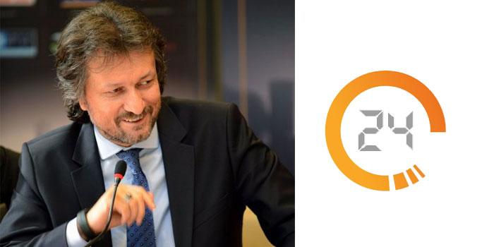 Deneyimli gazeteci Sadi Özdemir 24 TV'ye transfer oldu