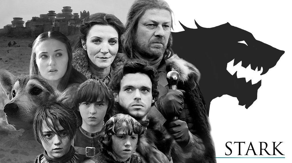 the_stark_family