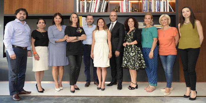 TÜHİD'in yeni yönetim kurulu belirlendi