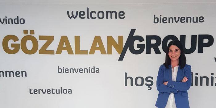 Gözalan Group'un yeni Pazarlama Direktörü belli oldu