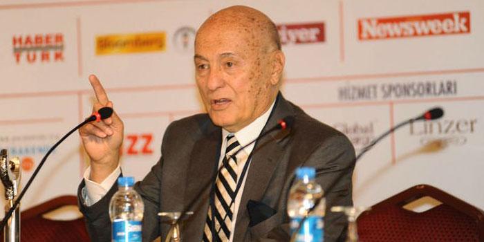 Tekfen Holding kurucu ortaklarından Feyyaz Berker vefat etti