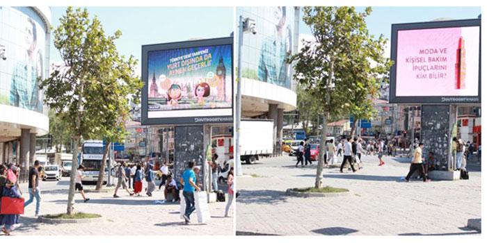 """Turkcell """"Açıkhava'da Akıllı Reklam"""" dönemini başlatıyor"""