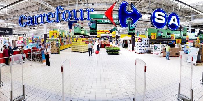 Carrefoursa Migros ve Kipa'dan 20 mağaza aldı!