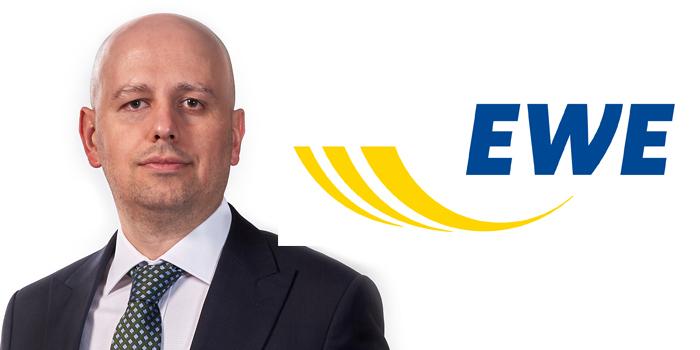 EWE Turkey'e yeni atama